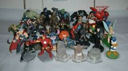 Disney Infinity 2.0 Figures Character Pick Finish Your Set Lot Buy 4 Get 1 Free $7.97