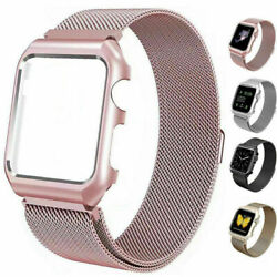 For iWatch Apple Watch Band 38424044mm Series 5 4 3 Women Men Strap Wristband
