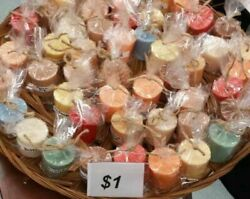 High Quality- 23 Bulk Candle Sale votives Highly Scented assorted mix-and-match