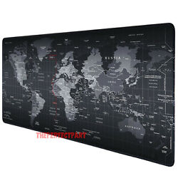 New Extended Gaming Mouse Pad Large Size Desk Keyboard Mat 800MM X 300MM $5.69