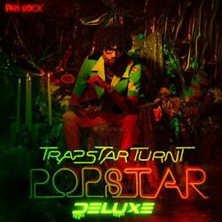 PnB Rock TrapStar Turnt PopStar LP (Mixtape) Official PROMO CD Rap Trap Hip Hop