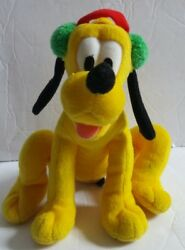 Disney Pluto Stuffed Plush Toy 7