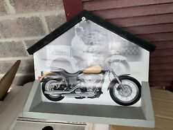 Harley Davidson Store Counter Display Man Cave She Shed Etc