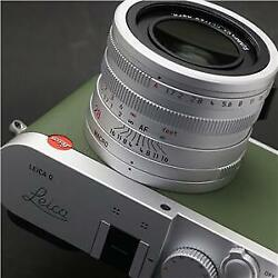 Leica Q (Typ116) khaki with Original box the inner box instruction manual USB
