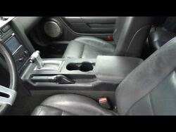 Center Console w Armrest Front Floor Black Fits 05 06 MUSTANG 42680 $145.00