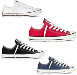New Unisex All-Star Trainer Low Top Chuck-Taylor Shoes Casual Canvas Sneakers