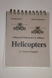 Helicopters for Marine Transport REF. 98 55 21 Guide $16.00