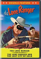 The Lone Ranger Double Feature (The  and Lost City of Gold)