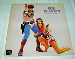 Gustav Holst Sir Adrian Boult The Planets WGS 8126 BANNED COVER LP Vinyl Record