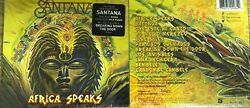 AFRICA SPEAKS BY SANTANA NEW JUNE 2019