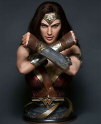 Wonder Woman Bust 11 Scale Life size Resin Model Queen Studios Pre-order