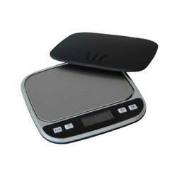 Digital Scale 3000g x 0.1g LCD Jewelry Gold Silver Coin Kitchen Weigh + Battery