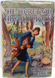 The Secret of the Old Clock by Carolyn Keene #1