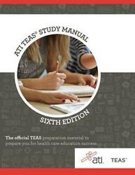 The ATI TEAS by Assessment Technologies Institute Staff (Paperback 2016)