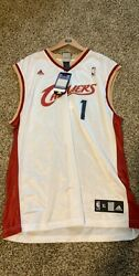 Daniel Gibson Cleveland Cavs Cavaliers Autographed Jersey