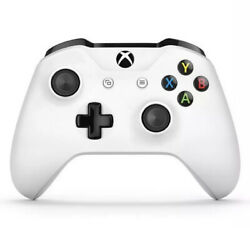 XBOX ONE S Wireless Controller Bluetooth W 3.5 Jack - White - Free Shipping-