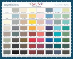 Dixie Belle Chalk Mineral Paint-8oz 16oz 32oz-69 colors-free shipping orders $11.95