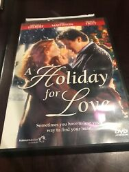 Holiday for Love DVD 2012 $8.50