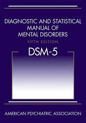 DSM-5 Diagnostic and Statistical Manual of Mental Disorders **BRAND NEW**