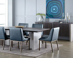 Modern Home Bane Dining Table $600.00
