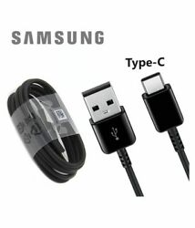 OEM Samsung USB C Type C Fast Charging Cable Galaxy S8 S9 S10 Plus Note 8 9 $2.75