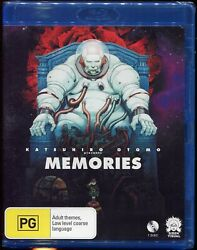 Katsuhiro Otomo Presents: Memories Bluray RB Anime