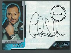 Colin Salmon 2004 Alien vs. Predator Autographs Card# A2
