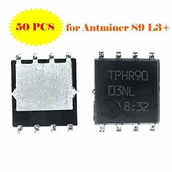50pcs POWER IC MOS Field Effect Transistor FET Replace Parts for Antminer S9 L3+