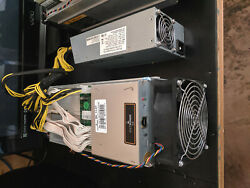Antminer S9 13.5THs with APW3++ PSU *IN HAND* *USA SELLER*