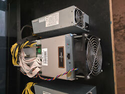 Antminer S9 14THs with APW3++ PSU *IN HAND* *USA SELLER*
