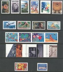 2000 U.S. COMMEMORATIVE YEAR SET *39 STAMPS* MINT NH $19.50