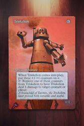 Triskelion 4th *MTG Magic Altered Hand Painted Extended Full Art* by Erich