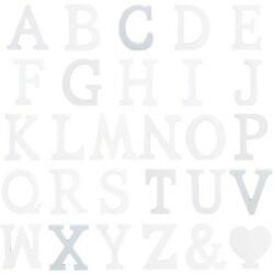 White Personalised Art Words Wall Hung Wooden Words Letters Plaques Home Decor