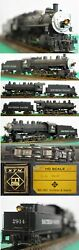 Southern Pacific SP 2914 4-8-0 TW-8 Max Gray Katsumi Brass CP HO BA327