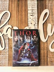 Thor 1 (DVD) BRAND NEW FACTORY SEALED Marvel Avengers Movie Chris Hemsworth