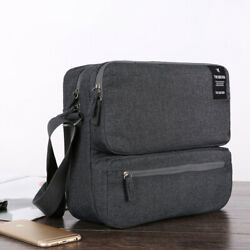 Men Women Messenger Satchel Briefcase Work College School Utility Shoulder Bag