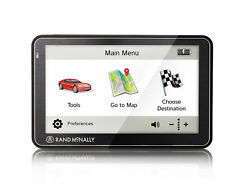 Rand McNally 5quot; Road Explorer 5 Advanced Car GPS with Lifetime Maps $45.99