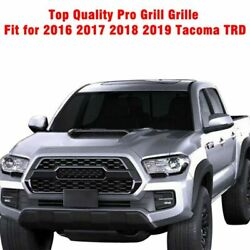 For 2016 - 2019 Tacoma TRD Pro Grill Grille Top Quality Material and Fitment
