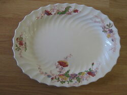 Serving Plate Fairy Dell by Copeland Spode serving plate