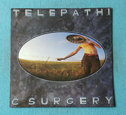 The Flaming Lips - Telepathic Surgery  LP (EXNM)  Psychedelic Rock