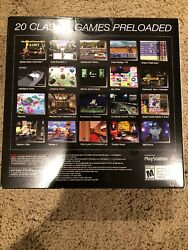 SONY PLAYSTATION PS1 ONE CLASSIC MINI CONSOLE BRAND NEW SEALED