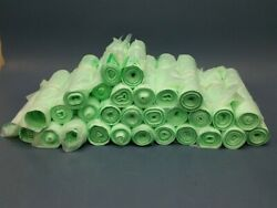 Lot of 29 Rolls of Nature Bag Compostable Trash Bags 55 Gal. 42quot; x 48quot; x 0.8mil $245.00