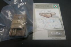 AXIS & ALLIES NORTH AFRICA #58 SEMOVENTE 7518 R SEALED WCARD