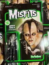 Super7 Heavy Metal Misfits ReAction Figure Glow Jerry Only Action