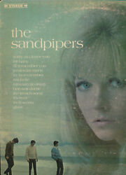 THE SANDPIPERS - A&M SP 4125 - LP Record VG