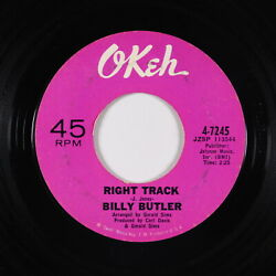 Northern Soul 45 - Billy Butler - Right Track - Okeh - mp3