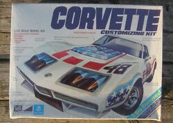 NOS 1973 Chevrolet Corvette 454 Coupe MPC 120 FACTORY SEALED 45 Years Old! NEW