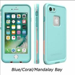 100% Authentic Lifeproof Fre Series Case Waterproof For iphone 7 iPhone 8