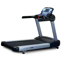 Endurance By Body-Solid T100 Premium Light Commercial Treadmill - T100D