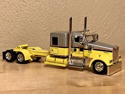 Dcp 164 Kenworth W900 Long Frame flattop Semi Farm Toy Tractor Only
